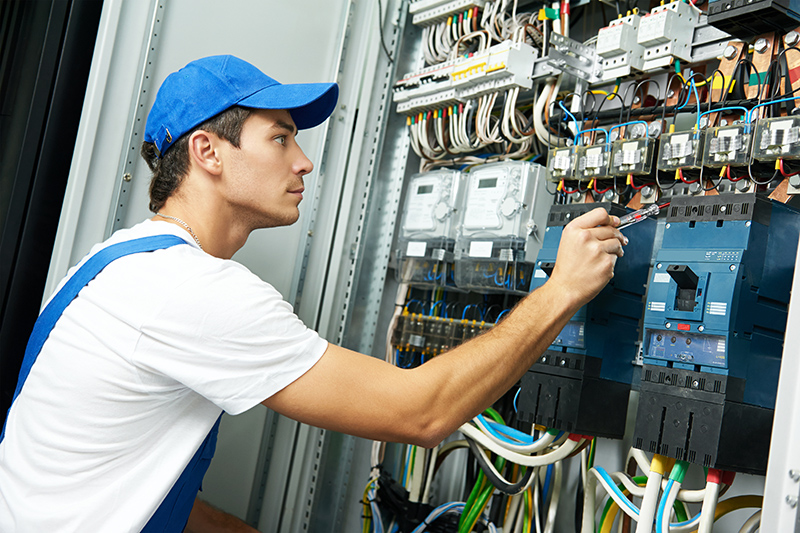 Domestic Electrician in Bolton Greater Manchester