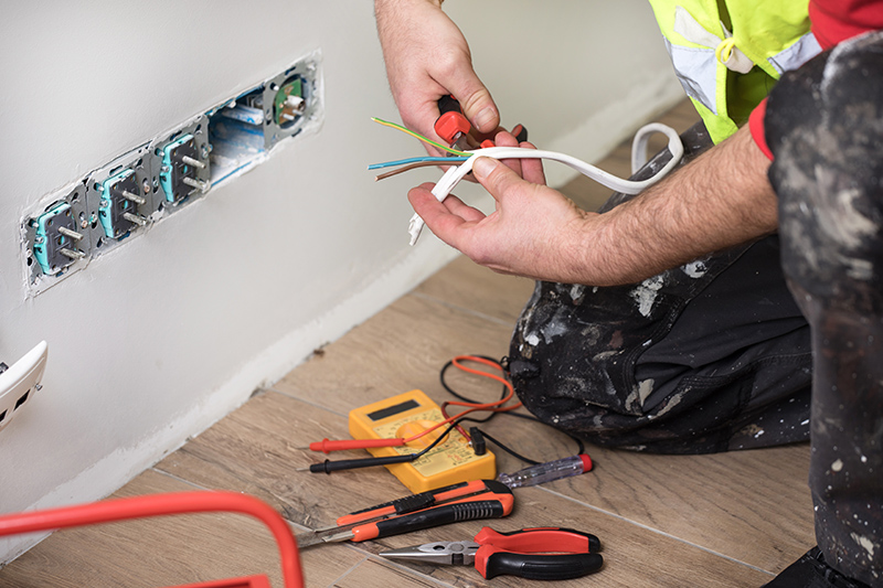 Emergency Electrician in Bolton Greater Manchester